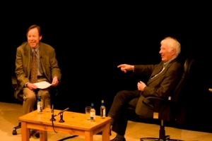 StAnza 2010 In Conversation event