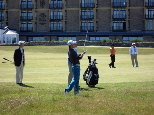 The Open Golf Championship, St Andrews 2010