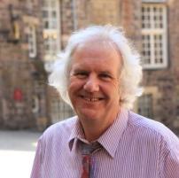 Ron Butlin, who'll read at StAnza 2013 Edinburgh Preview