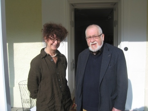 Jean Johnstone and Douglas Dunn