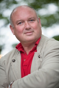 Louis de Bernieres in Edinburgh 2010