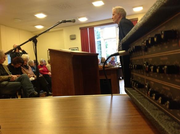 David Constantine's StAnza Lecture