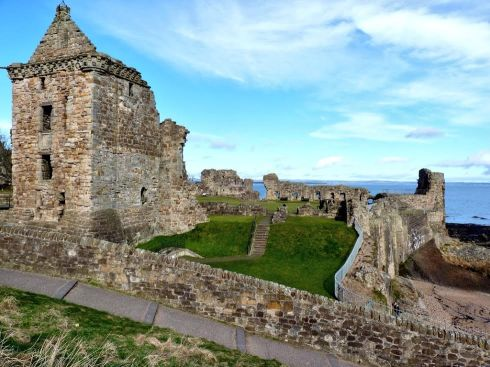 St Andrews Castle Susanne Arbuckle